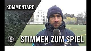 Die Stimmen zum Spiel | Berliner AK 07 U19 - Hertha BSC U19 (Viertelfinale, Pokal)