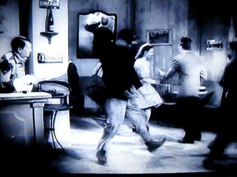 Jaques Tati has a dance