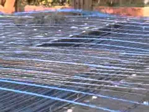 Unbounded Post tension cable | Unbounded PT cable | Unbounded post tension  cable Installation