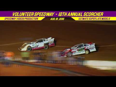 Volunteer Speedway | Ultimate Super Series Heats | Aug  18 , 2016