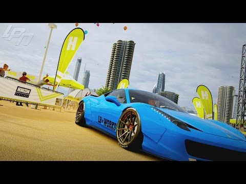 Ab nach Surfers Paradise - FORZA HORIZON 3 Part 4 | Lets Play