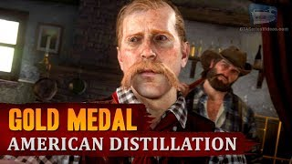 Red Dead Redemption 2 - Mission #28 - American Distillation [Gold Medal]