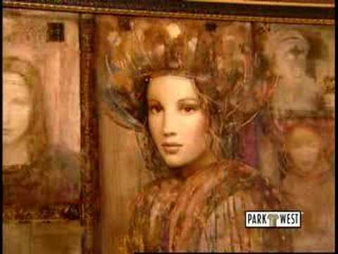Csaba Markus With Park West Gallery On Sfumato And Renaissance Symbolism