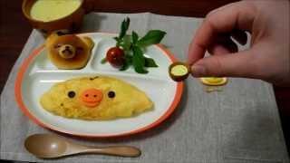 ข้าวผัดห่อไข่ ของจริงปะทะ อาหารปลอม