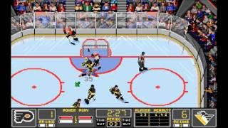Download Nhl 94 Ms Dos Game 1 Philadelphia Flyers At Pittsburgh