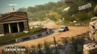 How To Win A Dirt 2 Rally Race (Like a Boss)