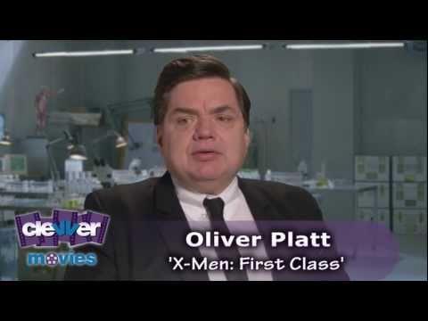 Oliver Platt 'X-Men: First Class' Interview