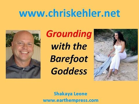 Grounding with the Barefoot Goddess