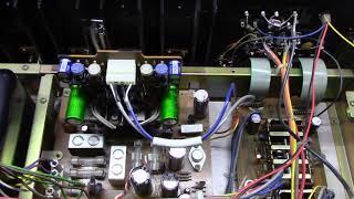 Biasing a Sansui 8080DB & Stereo Amplifier Biasing Explained - BG083