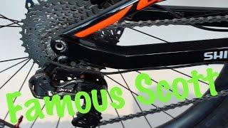 Famous SCOTT Bikes (Nino Schurter & Remy Absalon) - Eurobike 2014