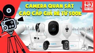 Lắp đặt camera giám sát an ninh gia đình cần những gì? Giá bao nhiêu? Full từ A-Z [Camera Hải Nam]