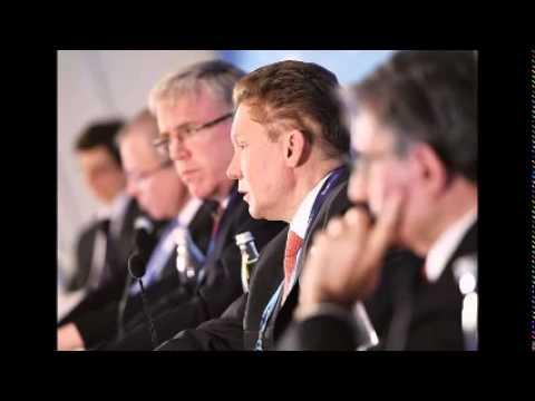 Gazprom warns EU over energy, Ukraine