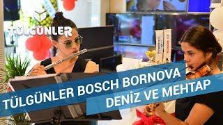 Tülgünler Bosch Bornova İzmir Açılışı / 2 (Deniz ve Mehtap)