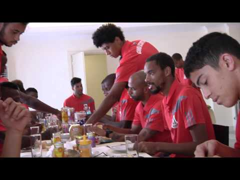 Breakfast with Equatorial Guinea (25/01) - Orange Africa Cup of Nations, EQUATORIAL GUINEA 2015