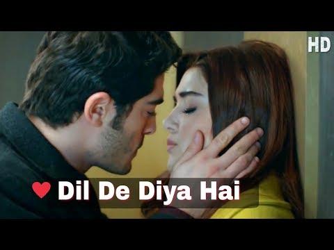 dil-de-diya-hai-|-female-unplugged-|-ramya-iyer-|-hayat-&-murat