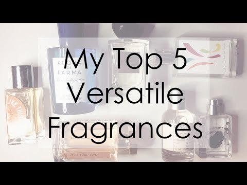 My Top 5 Most Versatile Fragrances :: Le Labo, Etat Libre d'Orange, Armani Prive, & More