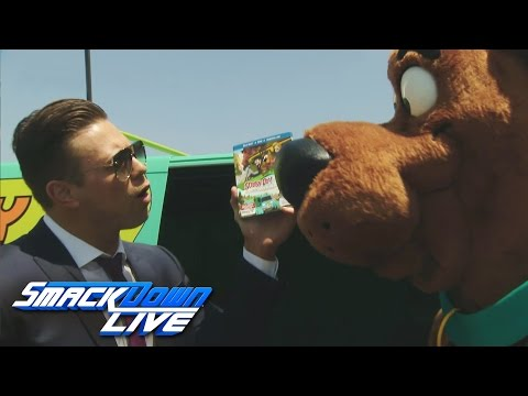 The Miz insults Scooby-Doo: SmackDown Live, Aug. 9, 2016