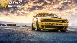 Racing School in a Hellcat- #GRIDLIFE Goes to Bondurant