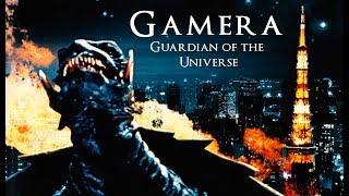 Gamera – Guardian of the Universe (Science-Fiction Film in voller Länge auf Deutsch, Sci-Fi) 👽