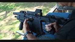 Kriss Vector Submachinegun 45ACP  Full Auto
