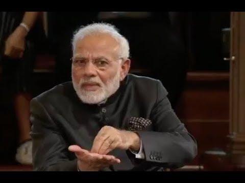 FULL VIDEO : PM Narendra Modi Town Hall Meeting In London, UK..Bharat Ki Baat, Sab Ke Sath Event