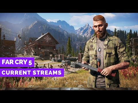 Taking Down Jacob Seed | Current Streams Far Cry 5