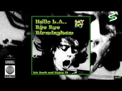 Juicy Lucy - Hello L.A., Bye Bye Birmingham (Remastered) [Blues Rock - Country Rock] (1970)
