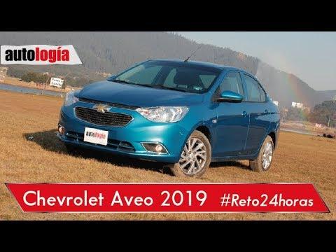 Reto24horas Chevrolet Aveo 2019 Youtube