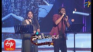 Paruvam Vanaga Song | Hemachandra Performance |  Samajavaragamana | 22nd November 2020 | ETV Telugu