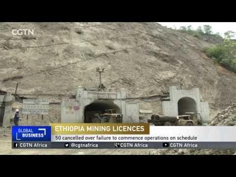 Ethiopia cancels mining licences over failure to commence op