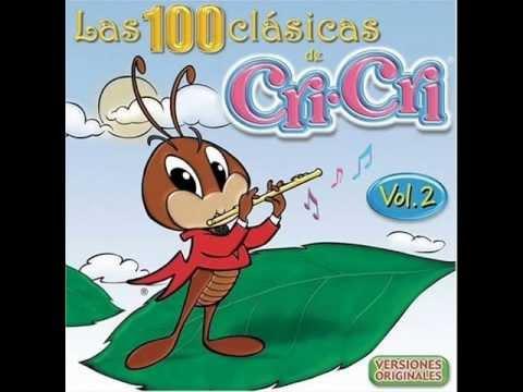 92 Ratón Vaquero Las 100 Clasicas de Cri Cri Volumen 2