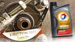 Total Quartz 9000 Future NFC 5W30 Jak skutecznie olej chroni silnik?