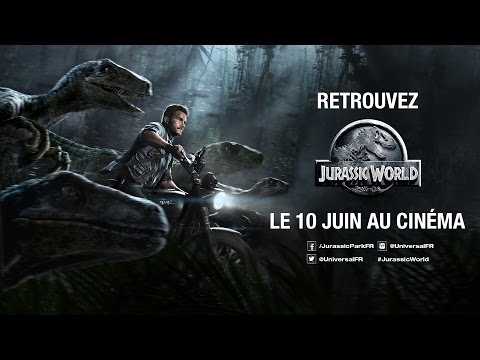 Jurassic World - Exclusive Premiere in Paris (Live)