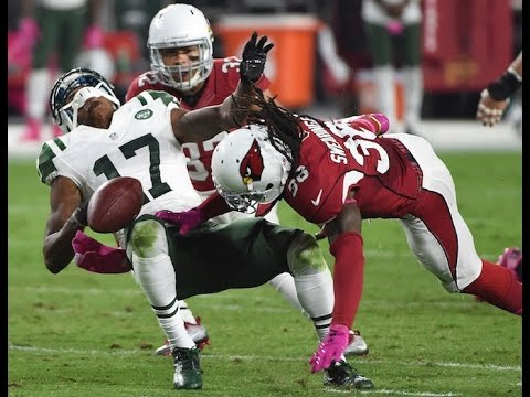 D.J. Swearinger  Crushes Charone Peake