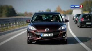 Тест-драйв Mazda3 FL // АвтоВести 31