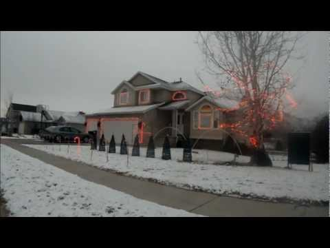 Titanium / Pavane Christmas Lights The Piano Guys