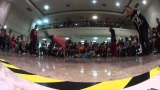 Kike y andy Vs gato y ztimpy Final latino funk battles 5 2016