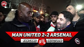 Man United 2-2 Arsenal | United Are Regressing As A Club! (Eisa)