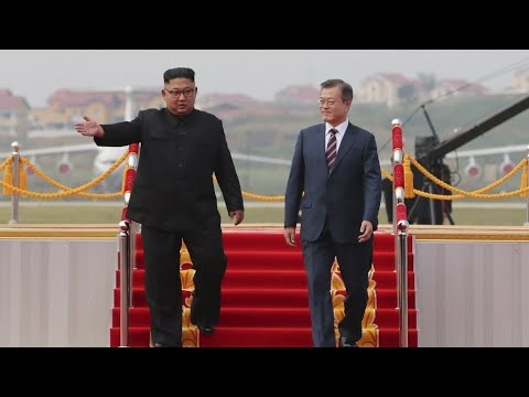 بيونغ يانغ: قمة ثالثة بين الكوريتين لتعزيز عملية التقارب بشأن الأسلحة النووية  - نشر قبل 28 دقيقة