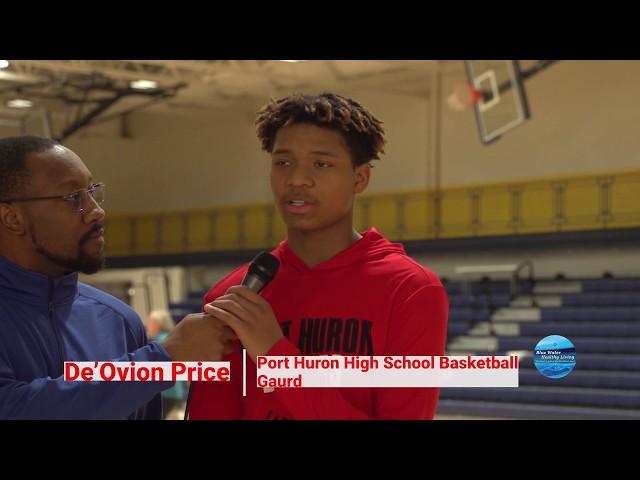 High School Basketball: Port Huron vs. Loyola 12/29/19