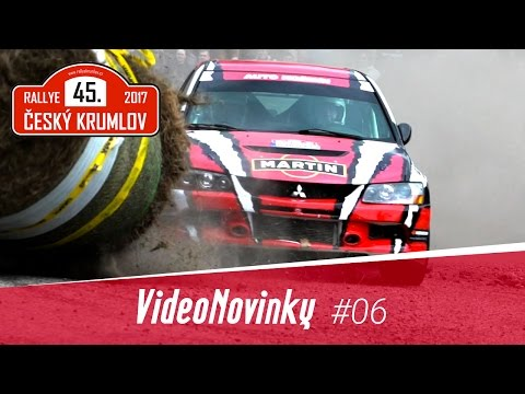 45. Rallye Český Krumlov 2017 - průjezdy a rozhovory v cíli (ACTION)