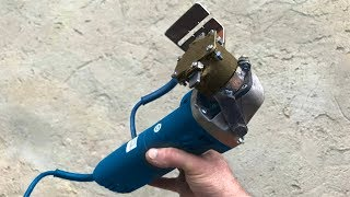 5 AMAZING HOME MADE INVENTIONS FROM ANGLE GRINDER / YOU NEED TO SEE 2019