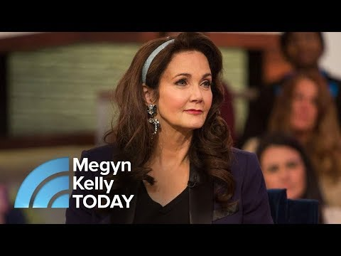 Lynda Carter, TV's Wonder Woman, To Megyn Kelly: 'You Kicked Ass' | Megyn Kelly TODAY