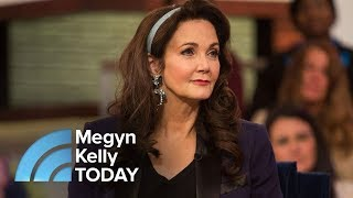Lynda Carter, TV's Wonder Woman, To Megyn Kelly: 'You Kicked Ass' | Megyn Kelly TODAY