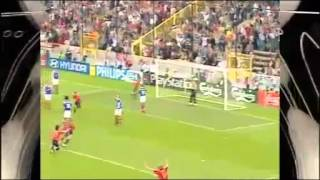 ‪Euro 2000- Spain vs Yugoslavia - Group Stages.mp4