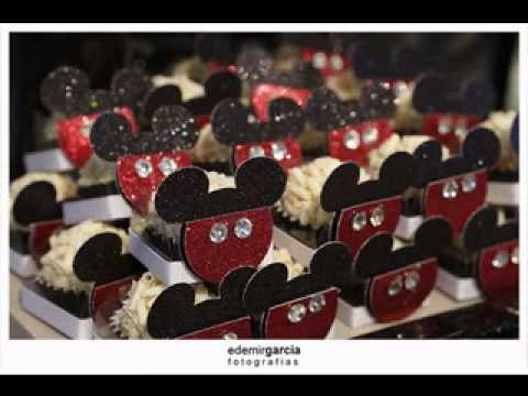 Diy Minnie Mouse 1st Birthday Party Decorating Ideas Youtube