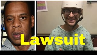 Jay Z&#39s Roc Nation sued over boxer&#39s massive brain damage