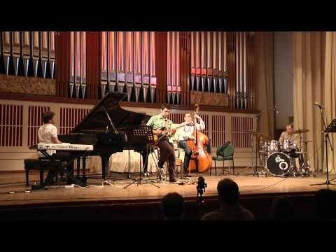 Coal Jazz Quartet - With You (Alexey Terekhov), I.Osipov,V.Ivanchenko,A.Frolov,Aov
