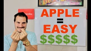 Why Apple Stock Is Easy Money!