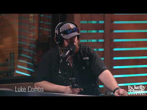 Luke Combs Shares About Family Life